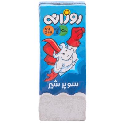 شیر غنی شده روزانه مخصوص پک پذیرایی پکتو
