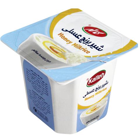 شیربرنج عسلی بهداشتی کاله